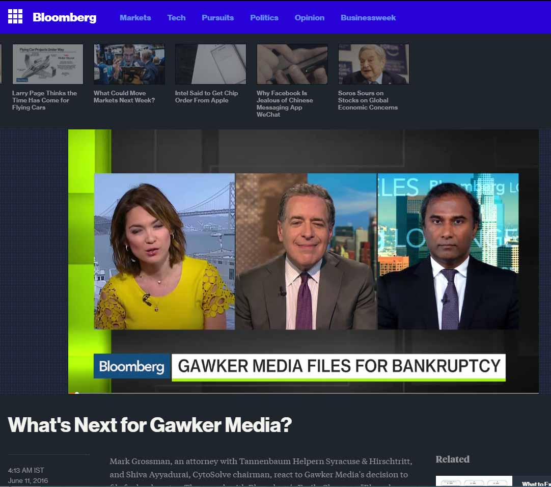What's Next For Gawker Media?