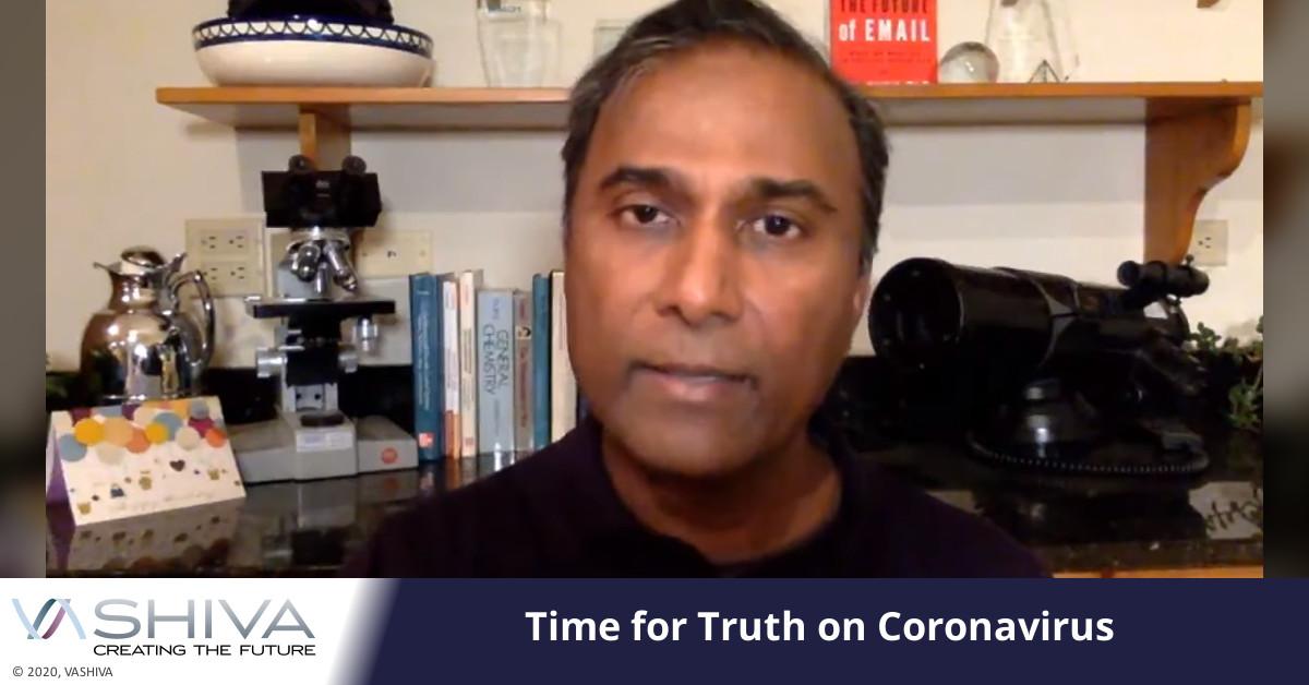 Time For Truth On Coronavirus