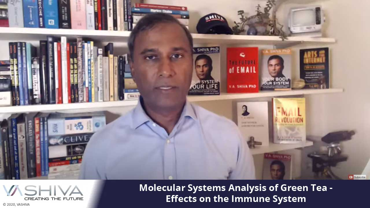 Molecular Systems Analysis Of Green Tea