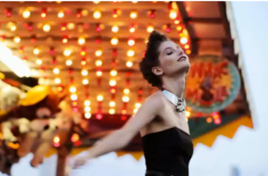 Coney Island Fashion Shoot - ShopBop Video