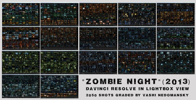 2050 shots from Zombie Nights