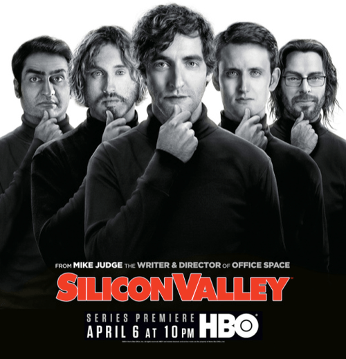 Image result for *WINNER: Silicon Valley – HBO