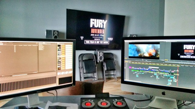 Fury Trailer view from CREATE advertising