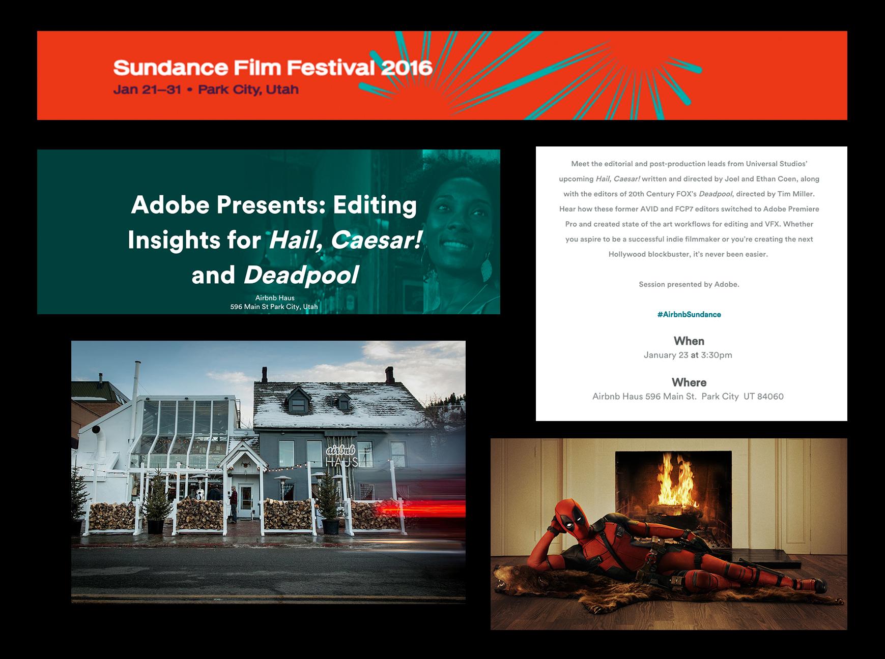 Editing Deadpool with Adobe Premiere Pro | VashiVisuals