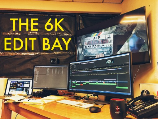 The 6K Premiere Pro edit bay