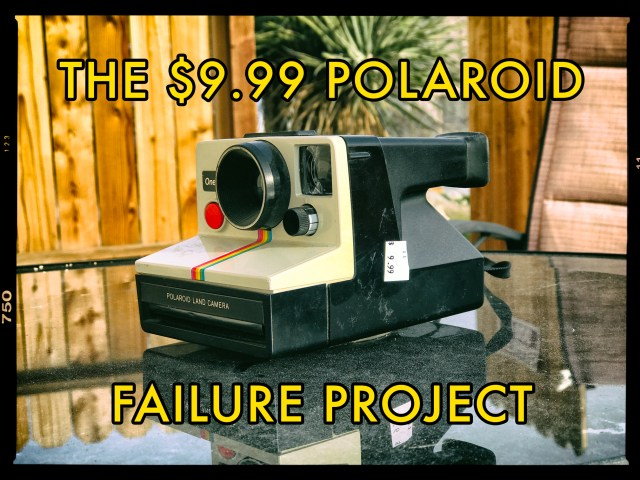 The Polaroid OneStep SX-70