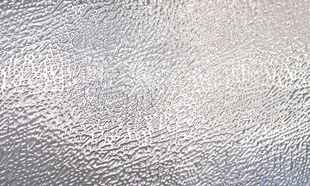 Vidro Texturado para Decoração