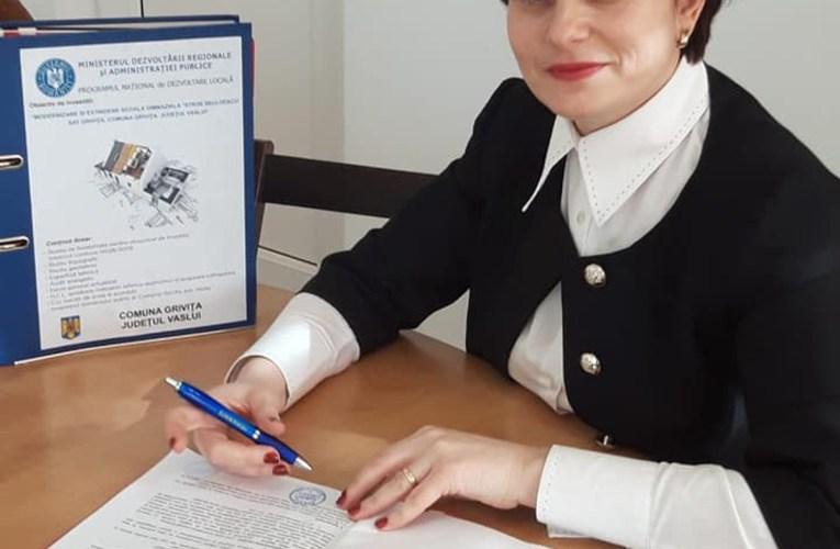 Primarul comunei Grivița a trimis personalul în teren, pentru plata indemnizațiilor
