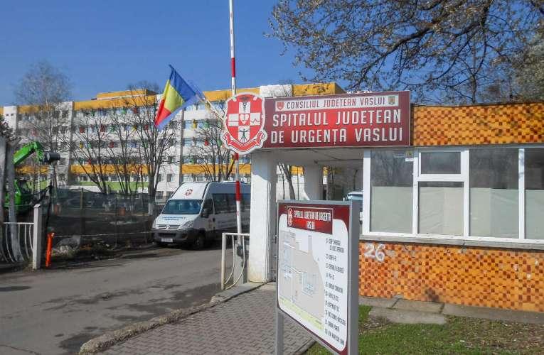 Spitalul Județean Vaslui a devenit spital regional, cazuri din toată Moldova