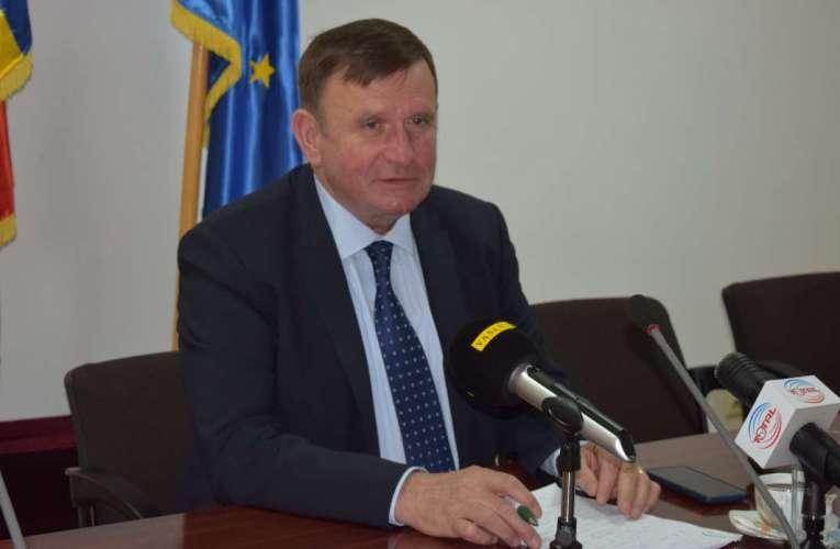 Ghișeele Finanțelor Publice din Primăria Vaslui rămân închise în continuare