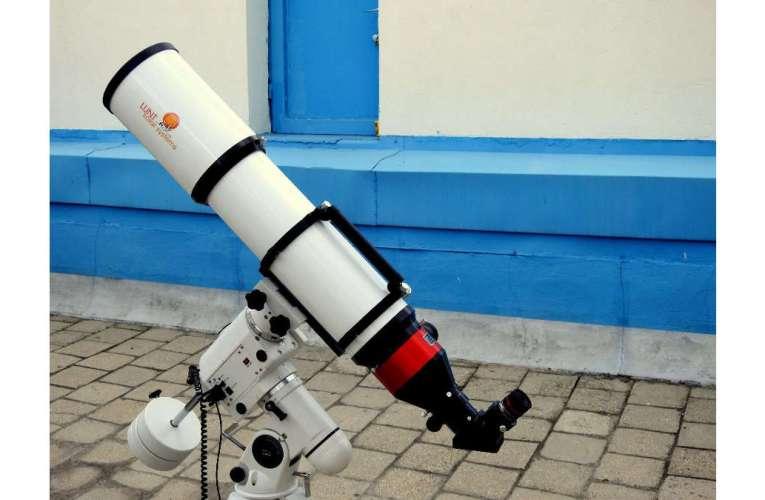 PREMIERĂ NAȚIONALĂ: Veniți la Bârlad, se inaugurează cel mai mare telescop destinat observațiilor solare!