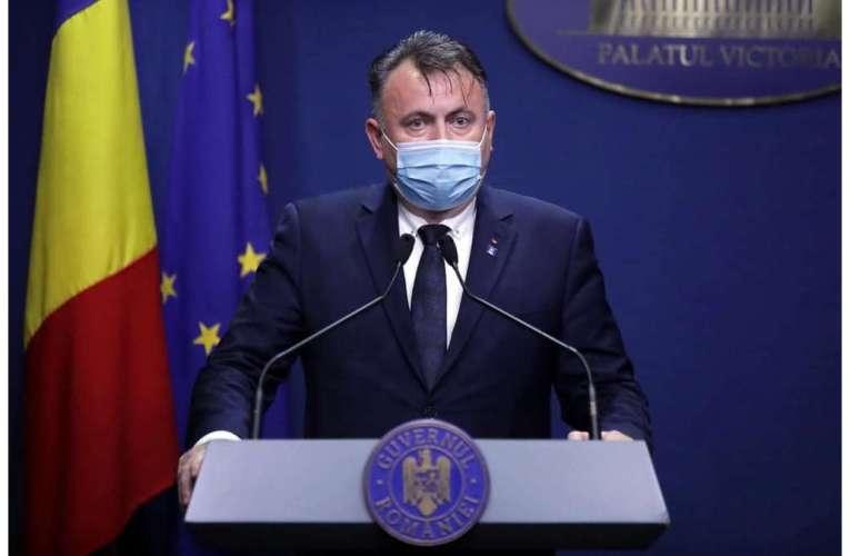 Șeful Sănătății dă vina pe PSD pentru creșterea cazurilor de Covid 19