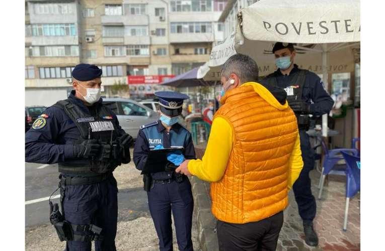 Puhoi de polițiști, jandarmi și polițiști locali, în tot județul! Nu au iertat pe nimeni!