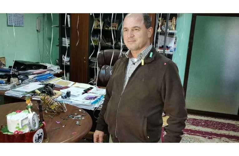 Primarul comunei Ivanesti, surpriza la 50 de ani!