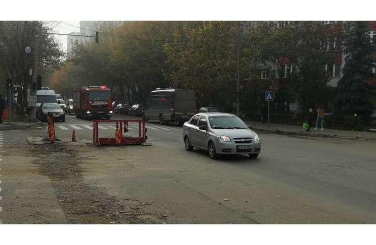 Mașinile ISU Vaslui, avertisment pentru populație! Folosiți masca!