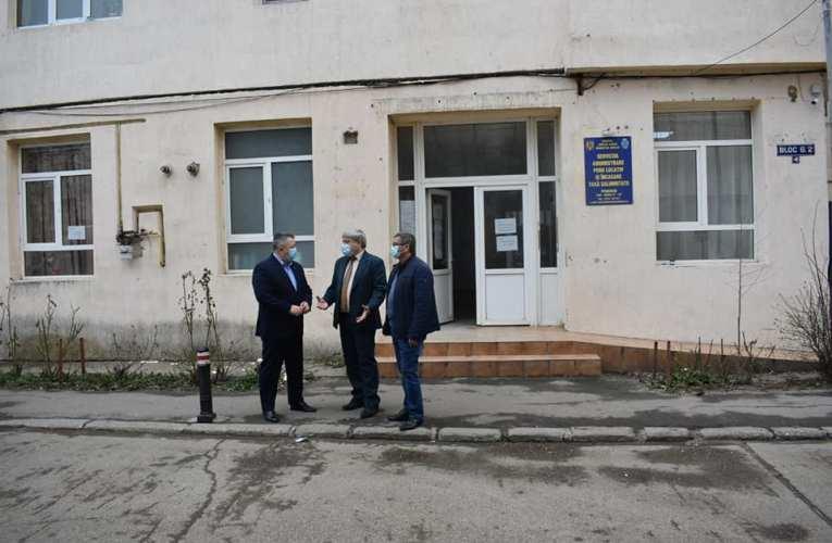 Ghișeul de înmatriculări auto se mută în casă nouă, la Bârlad! Primarul Boroș s-a ținut de cuvânt!