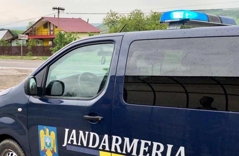 Adjunctul jandarmilor vasluieni a fost condamnat cu suspendare! A vrut să ajute un tânăr șofer!