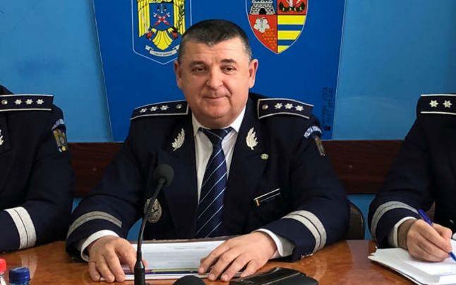 Postul de la București mai are de așteptat! Comisarul șef Ioan Tamaș Marcu nu scapă de șefia IPJ Vaslui!