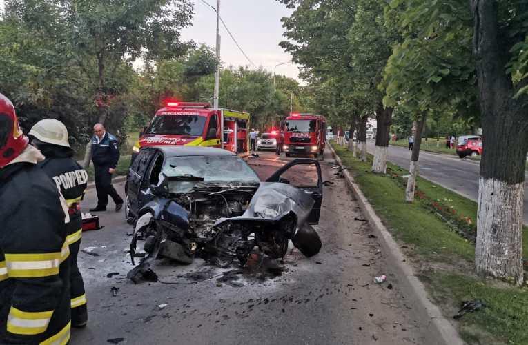 Este CUMPLIT! Doi tineri din Bârlad au văzut moartea cu ochii! Sunt duși la spital, în stare foarte gravă!