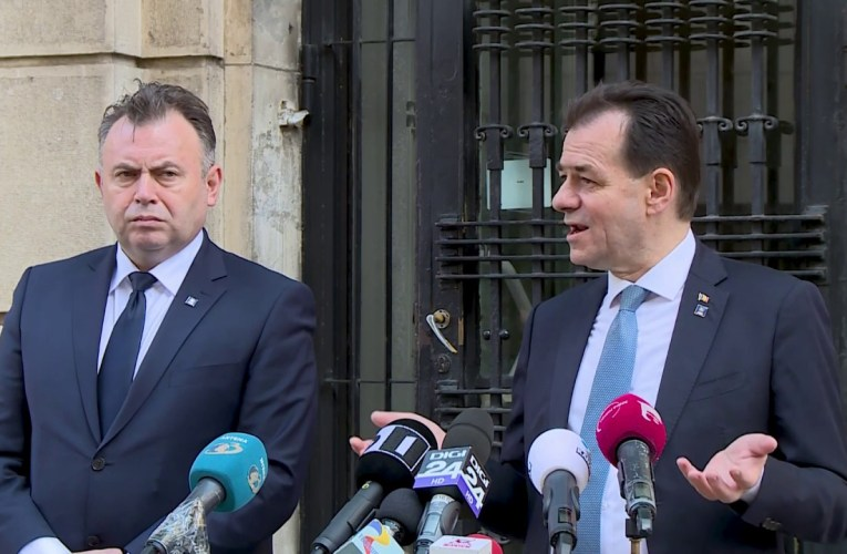 DOCUMENTE Tătaru încasează o lovitură în plin de la PNL București! Orban anunță că alegerile de la Bârlad nu pot fi anulate de conducerea PNL Vaslui!