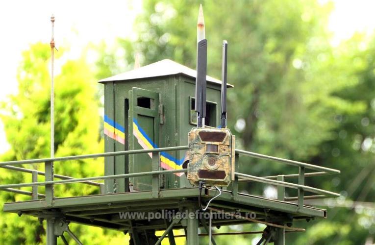 Poliția de Frontieră a pus gând rău rețelelor de contrabandă de la granița de est a UE! Sute de camere mobile, pe frontiera de est!