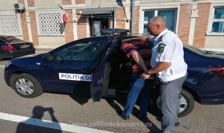 Un moldovean condamnat în Italia a fost prins la Vaslui. Are de executat 4 ani și 9 luni de închisoare