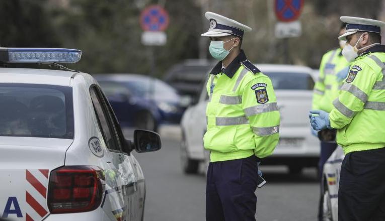 Arestul IPJ Vaslui în carantină! Arestații trimiși către alte centre din țară