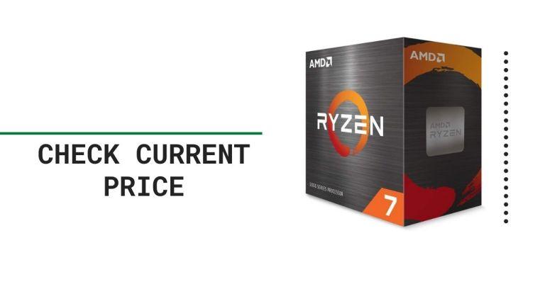 AMD Ryzen 7 5800X 8-core