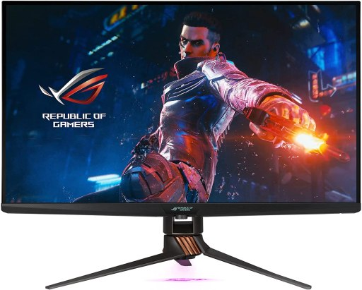 ASUS ROG Swift PG32UQX 32 4K HDR 144Hz DSC Gaming Monitor