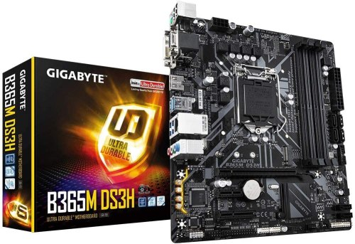 GIGABYTE B365M DS3H Motherboard