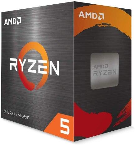AMD Ryzen 5 5600X 6-core