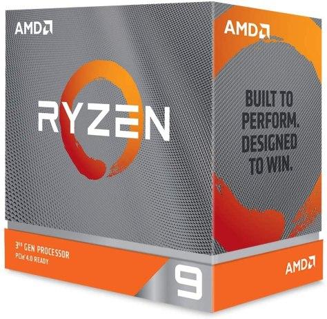 AMD Ryzen 9 3900XT 12-core