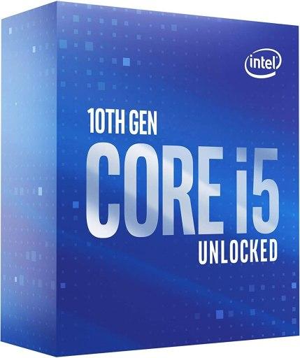 Intel Core i5-10600K Desktop Processor 6