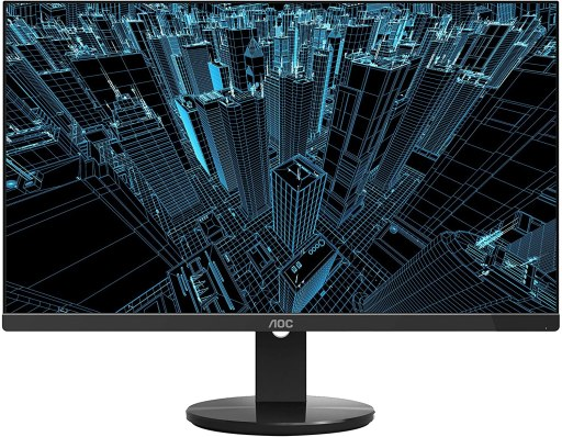 AOC U2790VQ 27 4K UHD Frameless Monitor
