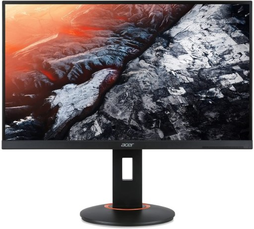 Acer XF270HU Cbmiiprx Gaming Monitor