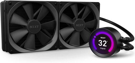 NZXT Kraken Z63 280mm AIO RGB CPU Liquid Cooler