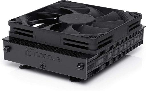 Noctua NH-L9a-AM4 chromax Low-Profile CPU Cooler