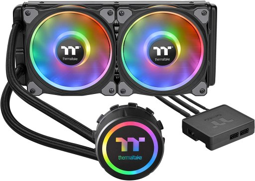 Thermaltake Floe DX 240 Dual Riing Duo All-in-One CPU Cooler
