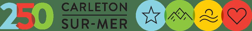 Logo 250e Carleton-sur-Mer