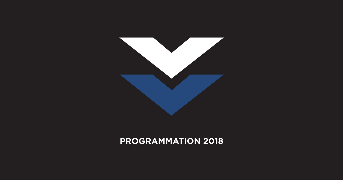 PROGRAMMATION 2018 | Centre d'artistes Vaste et Vague