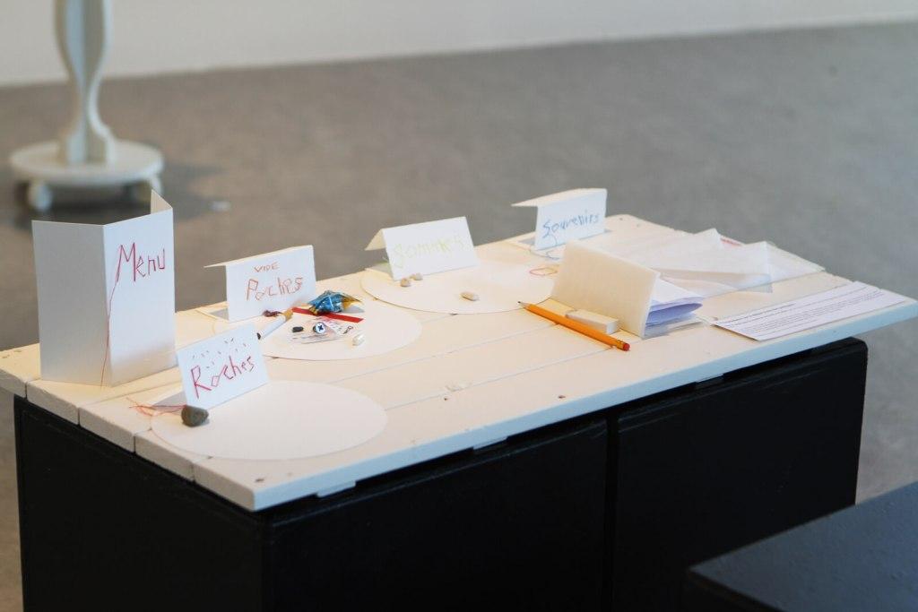 Louba-Christina Michel | CASSE-CROÛTE | Exposition collective — Artistes membres