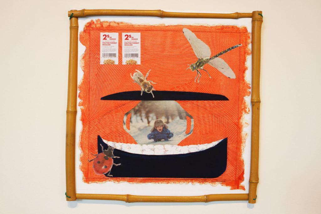 Noella Guilmette | CASSE-CROÛTE | Exposition collective — Artistes membres