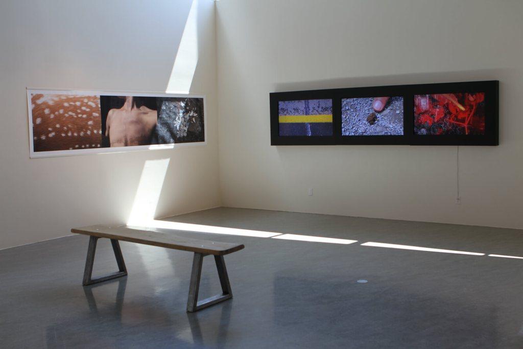 Mélissa Mélissa LONGPRÉ | FORCE FRAGILE | Installation vidéo LONGPRÉ | FORCE FRAGILE | Installation vidéo