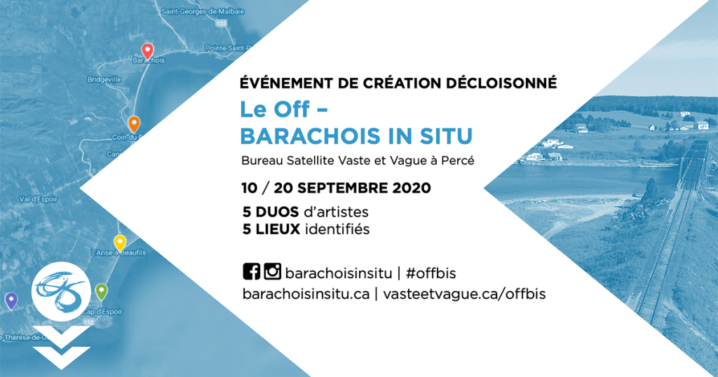 #offbis Le Off – BARACHOIS IN SITU | Événement de création décloisoné