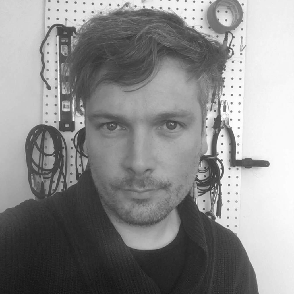 Marc-Alexandre Reinhardt| Portrait