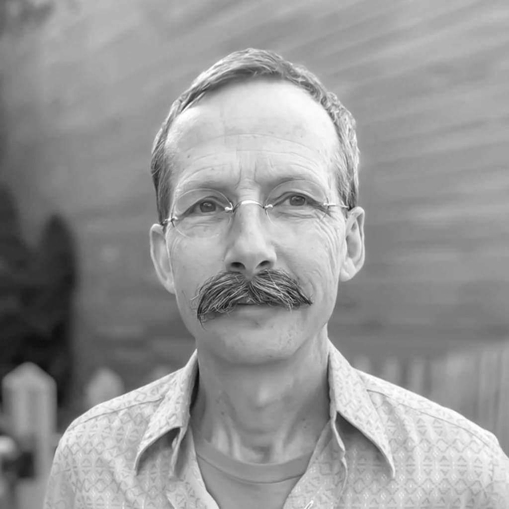 Douglas Scholes | Portrait