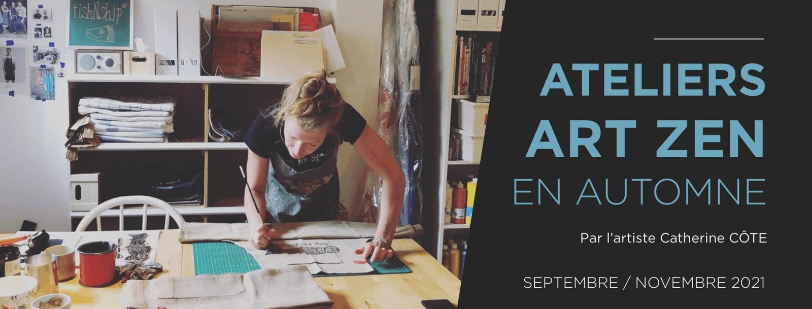 Ateliers Art Zen   Automne
