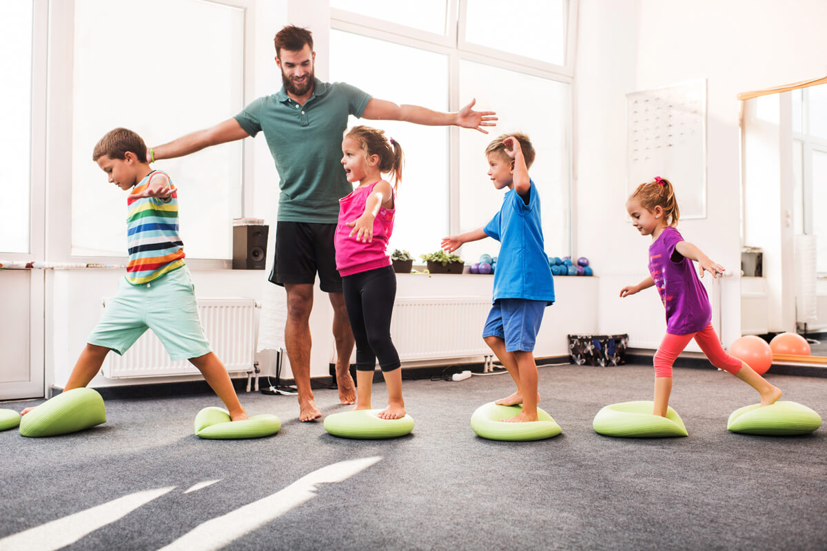 Certificate In Exercise Fundamentals For Young People