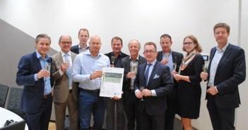 Centrum Waddinxveen ontvangt als eerste retailontwikkeling een 4 sterren BREEAM-NL oplevercertificaat