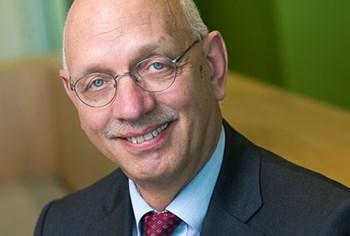 Erik Somsen, directeur a.s.r. Landelijk Vastgoed, met pensioen